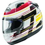 White Signet-X Striker Helmet - 886083