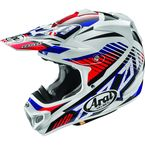 Red VX-Pro 4 Slash Helmet - 886131