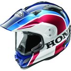 Red/White/Blue XD4 Africa Twin Helmet - 802283