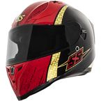 Black/Gold/Red SS2100 Heretic Helmet - 1111-0626-4654