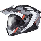 Matte Grey EXO-AT950 Outrigger Helmet - 95-1608