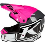 Knockout Pink F3 Disarray Helmet - ECE-Only - 3769-001-140-003