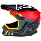 High-Risk Red F3 Tectonic Helmet - ECE-Only - 3769-001-130-006