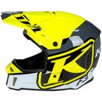 Hi-Vis F3 Disarray Helmet - ECE-Only - 3769-001-140-001