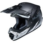 Semi-Flat Gray/Black/White CS-MX 2 Krypt MC-5SF Helmet - 341-752