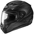 Semi-Flat Gray/Black i10 Taze MC-5SF Helmet - 1508-754