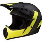 Childs Black/Hi-Vis/Gray Evac Helmet - 0111-1338