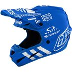 Team Blue Limited Edition Adidas SE4 Composite Helmet - 101800005