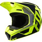 Youth Black/Yellow V1 Prix Helmet - 23983-019-YL