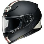 Matte Black/White/Red/Green RF-1200 Equate TC-4 Helmet - 0109-4104-06