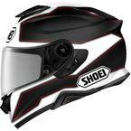 Black/White/Red GT-Air II Bonafide TC-5 Helmet - 0119-1405-06