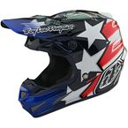 Red/White/Blue Limited Edition Liberty SE4 Carbon Helmet - 102860004