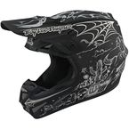 Black Limited Edition Stranded SE4 Carbon Helmet - 102859003