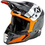 Striking Gray F5 Koroyd Tactik Helmet - 3992-000-140-010