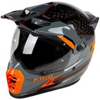 Striking Gray Krios Pro Loko Helmet - 3610-000-140-006