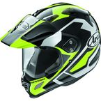 Black/White/Fluorescent Yellow XD4 Catch Helmet - 886218