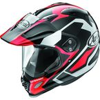 Red/Black/White XD4 Catch Helmet - 886224
