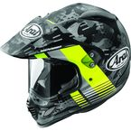 Matte Fluorescent Yellow Frost XD4 Cover Helmet - 886517
