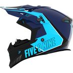 Cyan/Navy Tactical Helmet - F01001000-140-202