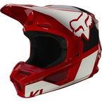 Flame Red V1 Revn Helmet - 25152-122-M