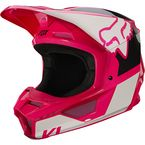 Youth Pink V1 Revn Helmet - 25875-170-YL