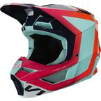 Youth Aqua V1 Yoke Helmet - 27249-246-YL