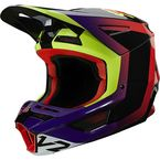 Dark Purple V2 Voke Helmet - 25146-367-M