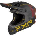 Charcoal/Gold/Rust Helium Ride Co. Helmet - 210602-0862-16
