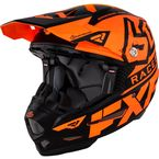 Orange 6D ATR-2 Race Division Helmet - 210610-3000-13