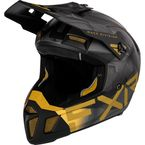 Gold Clutch Smoke Helmet - 210618-6200-10
