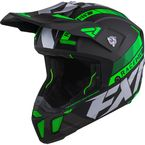 Lime Clutch Boost Helmet - 210619-7000-13