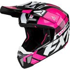Electric Pink Clutch Boost Helmet - 210619-9400-13
