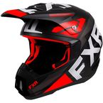 Red Torque Team Helmet - 210620-2000-10