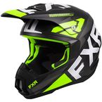Lime Torque Team Helmet - 210620-7000-16