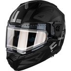 Black Ops Maverick Modular Speed Helmet w/Electric Shield - 210624-1010-10