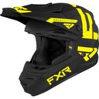 Youth Hi-Vis Legion Helmet - 210640-6500-13