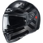 Gray/Black i70 Watu MC5 Helmet - 1414-954