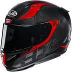 Carbon Black/Red RPHA-11 Carbon Bleer MC1 Helmet - 1984-914