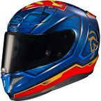 Blue/Orange/Gold RPHA-11 Pro Superman MC21 Helmet - 1982-914