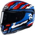 Blue/Red/White/Black RPHA-11 Pro Stobon MC21 Helmet - 1985-214