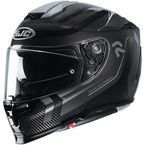 Black/Gray RPHA-70 Carbon Reple MC5 Helmet - 1726-954