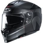 Semi-Flat Black/Gray RPHA-70 ST Wody MC5SF Helmet - 1724-754