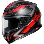 Red/Black/Silver RF-1400 Prologue TC-1 Helmet - 0101-1001-06