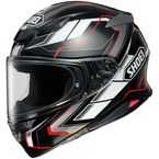 Black/White/Silver/Red RF-1400 Prologue TC-5 Helmet - 0101-1005-06