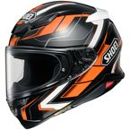 Black/Orange/White RF-1400 Prologue TC-8 Helmet - 0101-1008-06