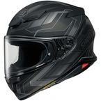 Matte Black/Gray RF-1400 Prologue TC-11 Helmet - 0101-1011-06
