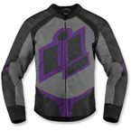 Womens Purple Overlord 2 Jacket - 2822-0726