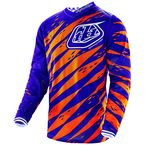 Youth Purple/Orange Vert GP Jersey - 309016604