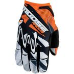 Orange MX1 Gloves - 3330-3290