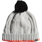 Womens Light Heather Grey Doozy Beanie - 14949-416-OS